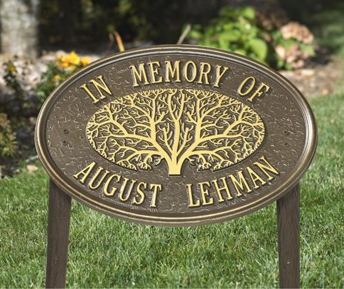 Memorial Plaques & Markers