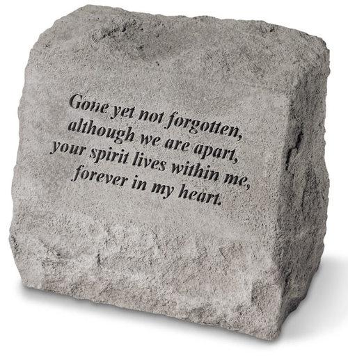 Memorial Stones with Urns