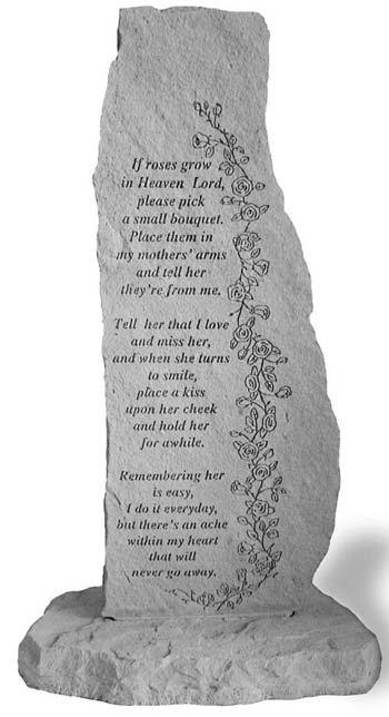 Memorial Crosses, Totems, Obelisks & Birdbaths