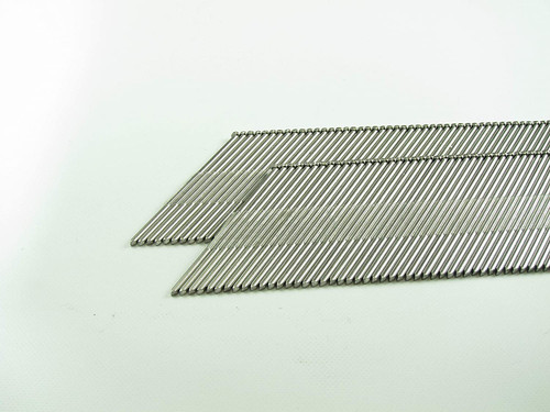 """2-1/2"""" x 15 Gauge Angled Finish Nails - to fit Senco Nailers - 1000 pc. pack - Type 304 Stainless Steel - Similar to Senco DA25"""