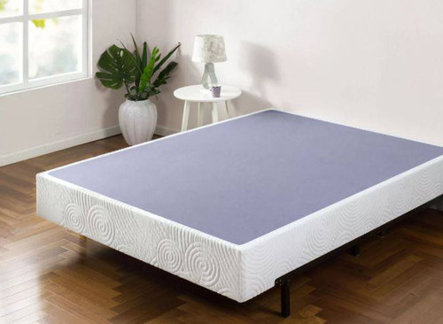 """Zinus Night Therapy 9"""" Wood and Metal Box Spring - Twin"""