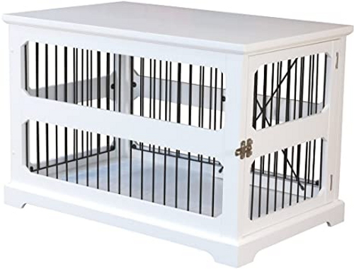 Zoovilla Slide Aside Crate And End Table - White