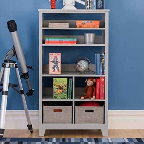 Martha Stewart Living and Learning Kids' Tall Bookcase - Grey