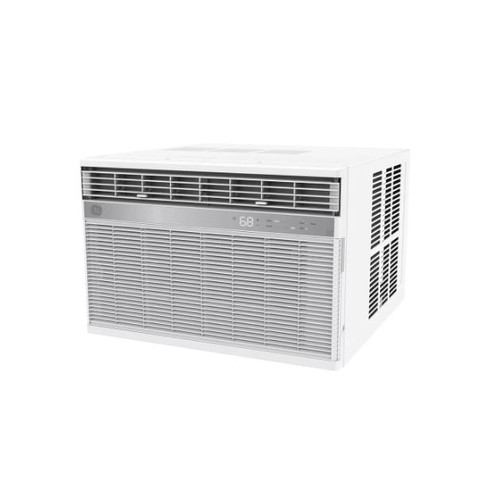 GE 23500/22900 BTU 230-Volt SMART Room Air Conditioner with Remote, Energy Star - AHSK24AA