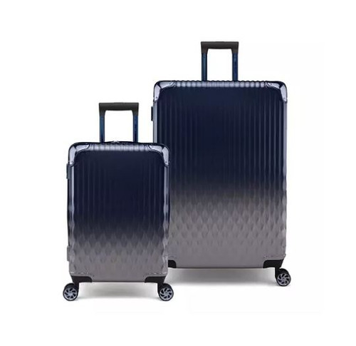 iFLY Smart Shield Collection Antibacterial Travel Set, 2 Piece - Navy