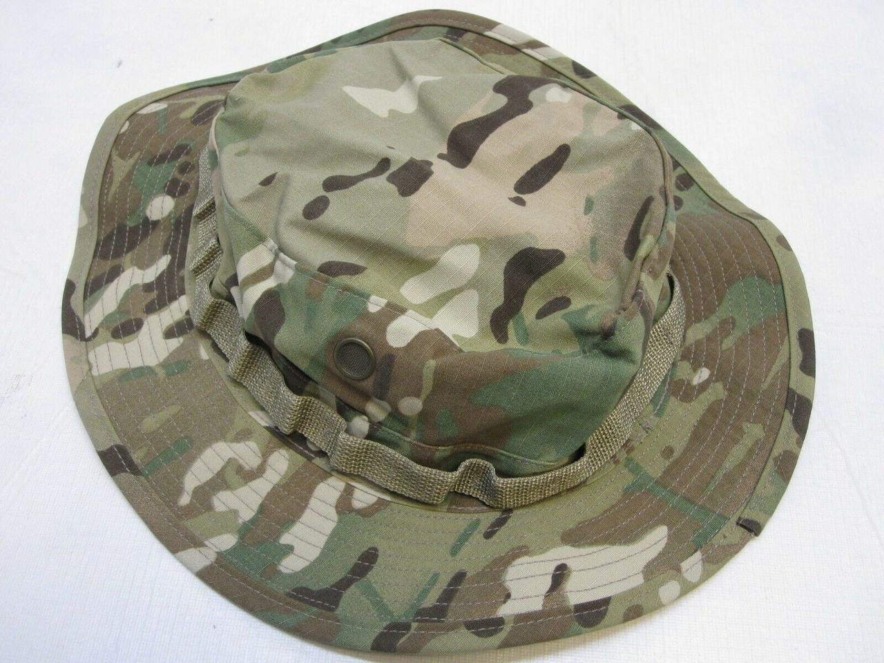 ARMY OCP BOONIE CAP MULTICAM SUN HAT BUSH BUCKET COVER
