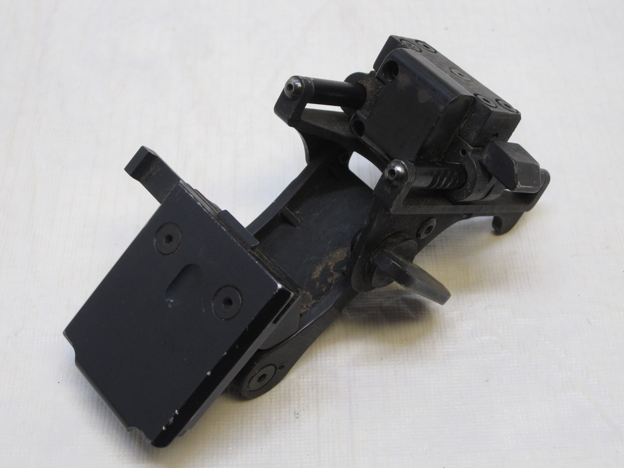 BLACK NOROTOS RHINO NVG HELMET MOUNT PVS 7/14 DROP LEVER A3256368 NIGHT VISION