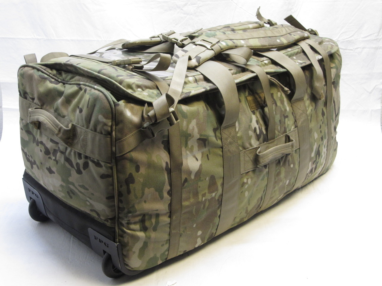 FORCE PROTECTOR GEAR ARMY OCP MULTICAM LIGHTFIGHTER FOR60 ROLLING FOOTLOCKER