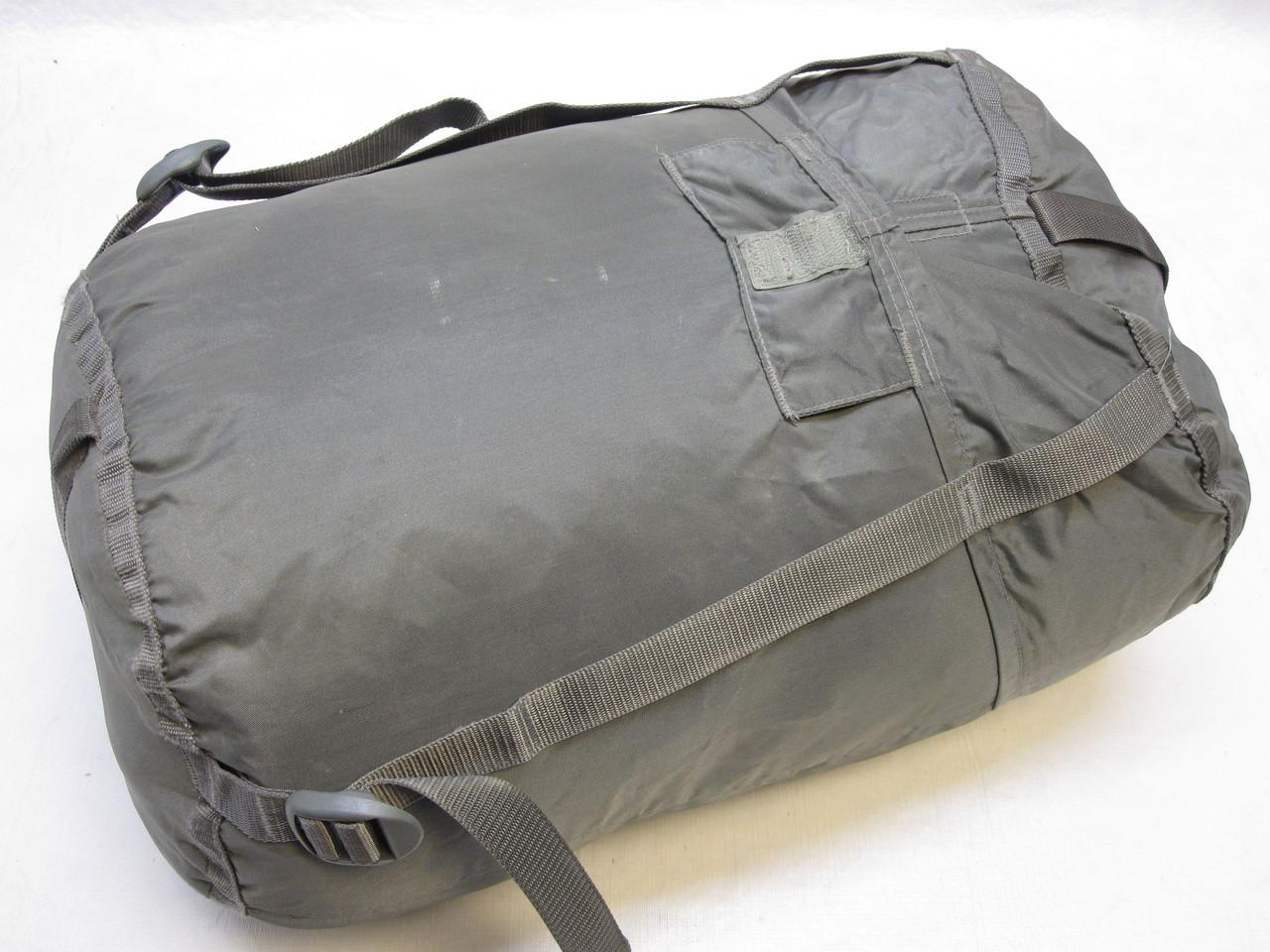 ARMY SLEEP SYSTEM SMALL COMPRESSION SACK BIVY CARRY BAG FOLIAGE a2