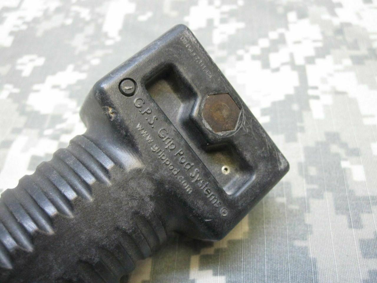GPS-02 Polymer Picatinny Rail Grip Pod Mount Bipod Military Model