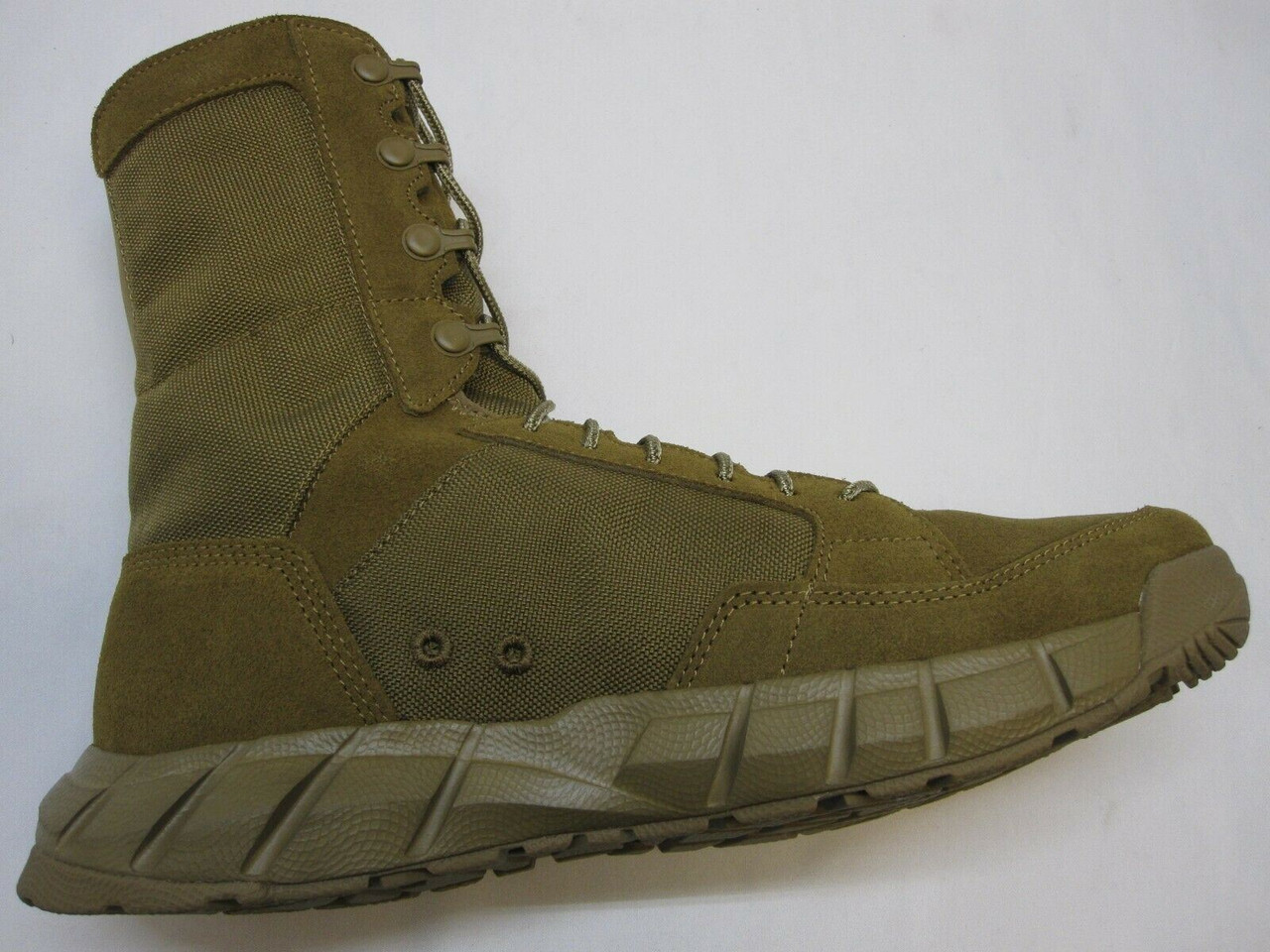 OAKLEY LT ASSAULT 2 ARMY OCP MILITARY COMBAT BOOTS COYOTE BROWN TACTICAL BOOT