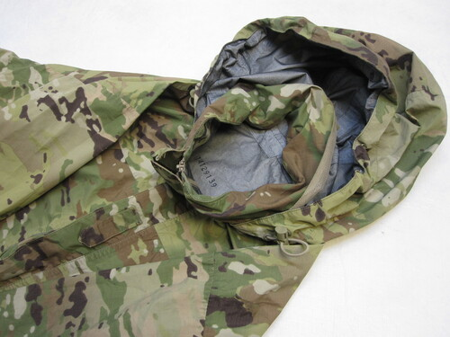 ARMY OCP MULTICAM LEVEL 6 COLD/ WET WEATHER JACKET LARGE/REGULAR GEN III TOP br