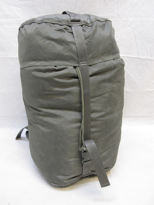 ARMY SLEEP SYSTEM SMALL COMPRESSION SACK BIVY CARRY BAG FOLIAGE a2