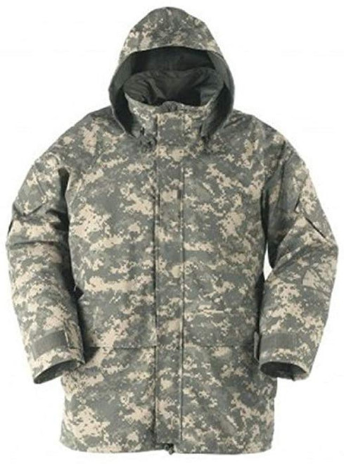 ARMY ACU DIGITAL GEN 2 GORE-TEX JACKET X-LARGE/REGULAR PARKA COLD/WET br