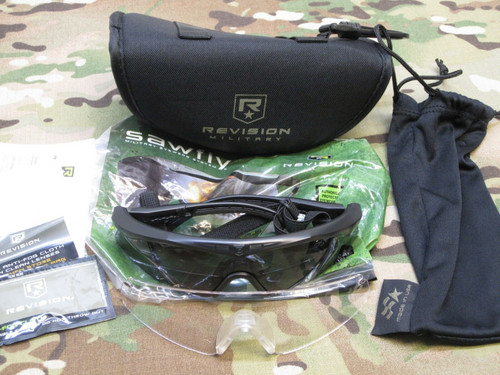 NEW MILITARY EYE PRO REVISION SAWFLY US ARMY SHATTER PROOF SUNGLASSES REGULAR