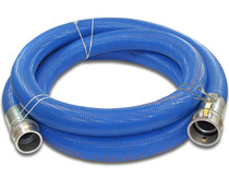 Royalflex Blue Heavy Duty Suction Hose Assembly (C x E)