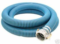 All-Weather Blue EPDM Suction Hose Assembly (C x E)