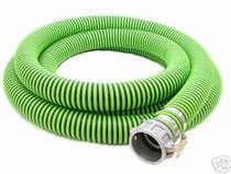 All-Weather Green EPDM Suction Hose Assembly (C x E)