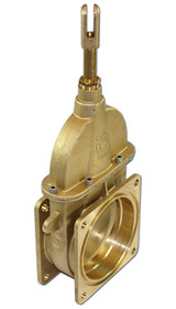 Brass Piston Valve - MZ Brand