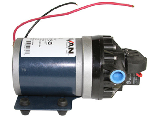 Powerflo Diaphragm Pump, 7.0 GPM, 60 PSI