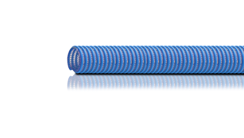 Low-Temp Kanaline Blue Braided Suction Hose