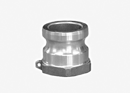 Aluminum Part 'A' Female Adapter