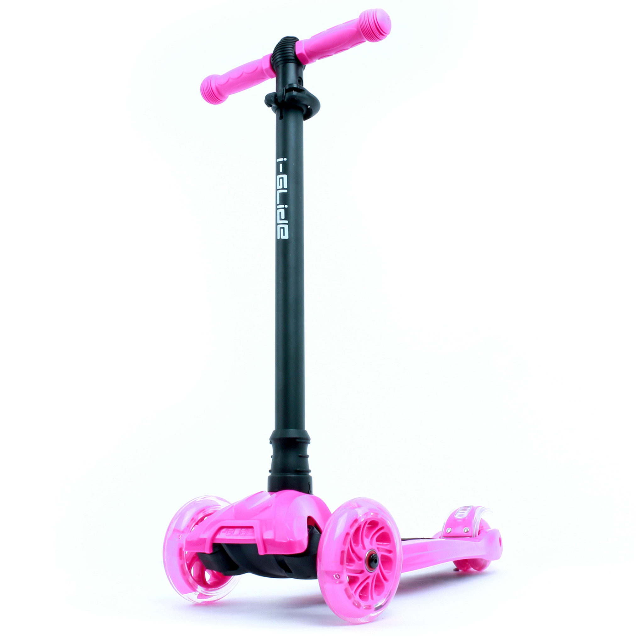 Kids 3-wheel scooter | Pink