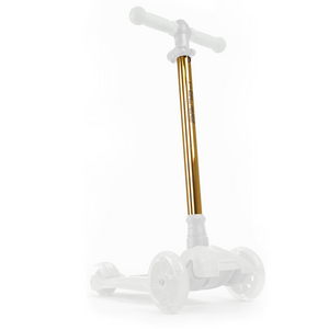 Kids 3-wheel Scooter | Upgrade Bars | Gold Neo