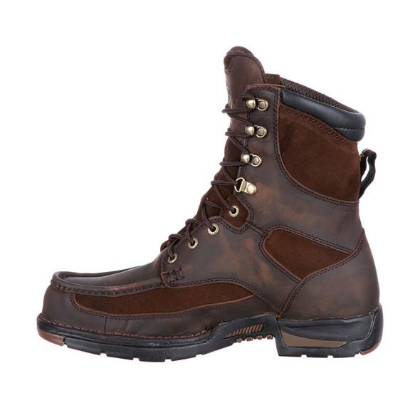 "Georgia 8"" Athens Moc Toe Waterproof Boots G9453"