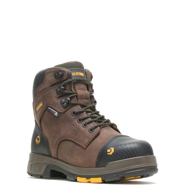 "Wolverine 6"" Blade LX Waterproof Met-Guard Composite Toe Boots W10706"