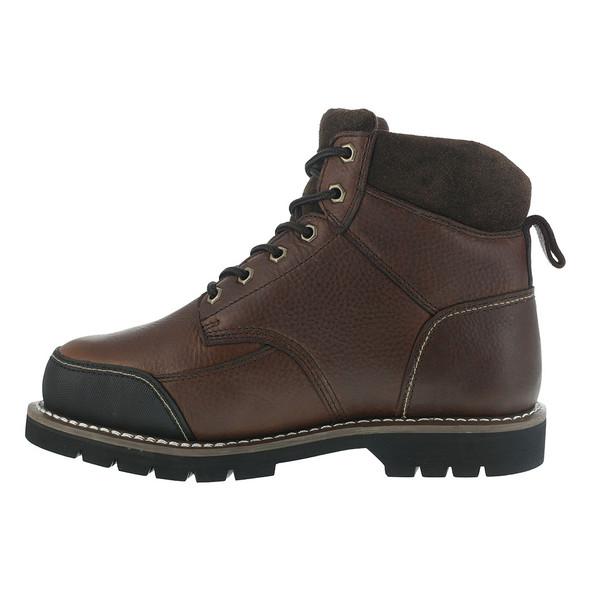 "Iron Age 6"" Dozer Steel Toe Met Guard Boots IA0163"