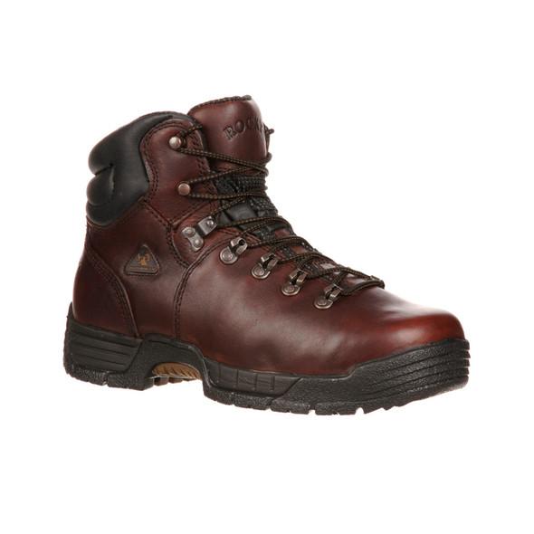 """Rocky 6"""" Mobilite Steel Toe Waterproof Boots FQ0006114"""
