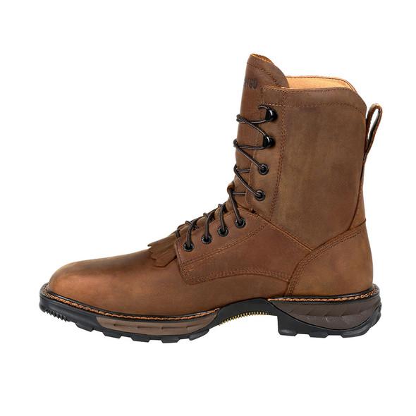 Durango Maverick XP Steel Toe Waterproof Square Toe Lacer Boot DDB0267