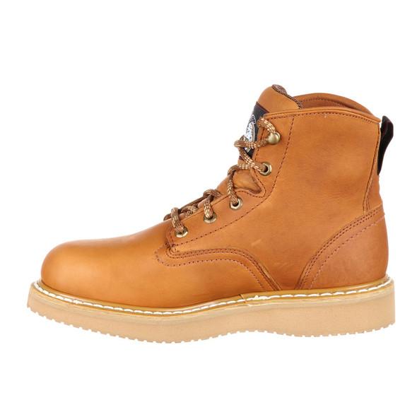"""Georgia 6"""" Wedge Boots G6152"""