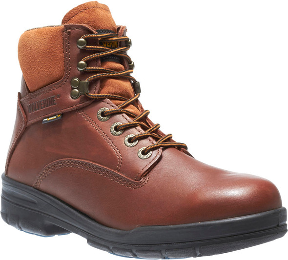 "Wolverine 6"" Durashocks Steel Toe Boots W03120"