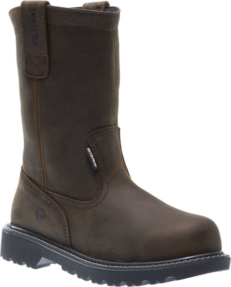 "Wolverine 10"" Floorhand Waterproof Wellington Boots W10682"