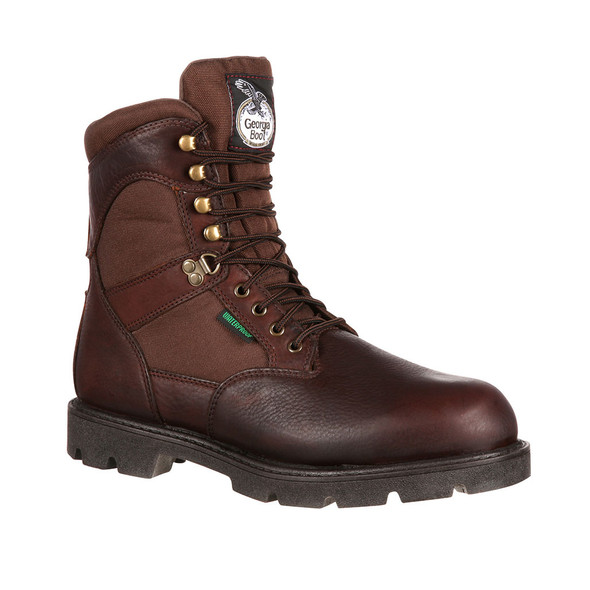 "Georgia 8"" Homeland Waterproof 600G Boots G109"