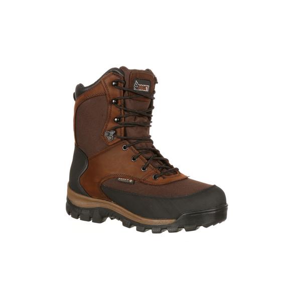 """Rocky 8"""" Core 800G Waterproof Boot FQ0004753"""