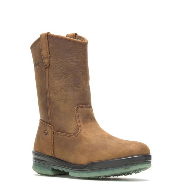 "Wolverine 10"" DuraShocks Waterproof Insulated 200G Wellington Boots W03367"