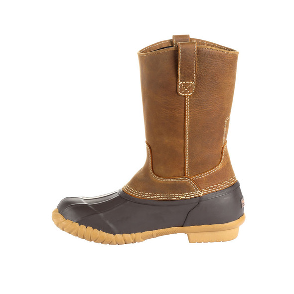 "Georgia 10"" Marshland Unisex Duck Boot GB00276"
