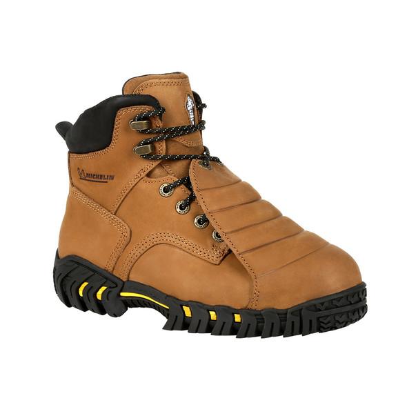 """Michelin 6"""" Sledge Steel Toe MET Guard Boot XPX761"""