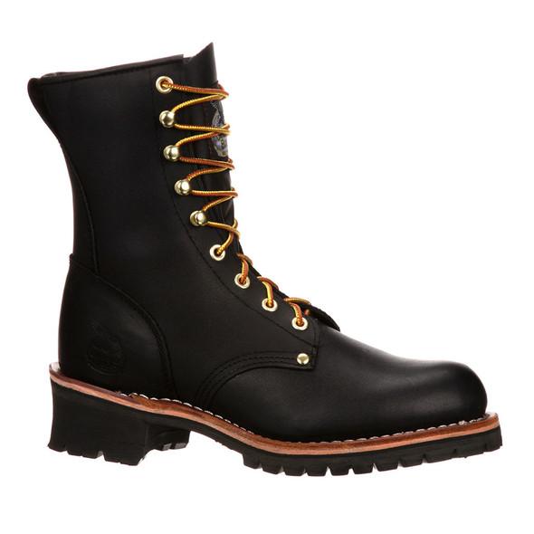 "Georgia 8"" Logger Work Boot G8120"