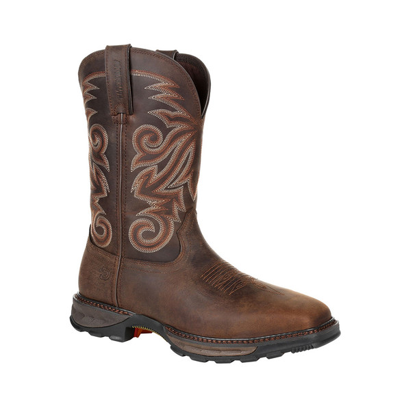 Durango Maverick XP Steel Toe Waterproof Western Work Boots DDB0206