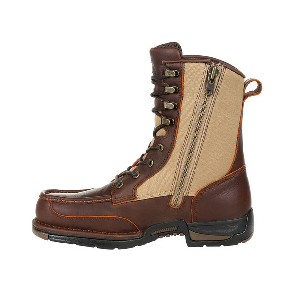 Georgia Athens Waterproof Side Zip Upland Boot GB00354