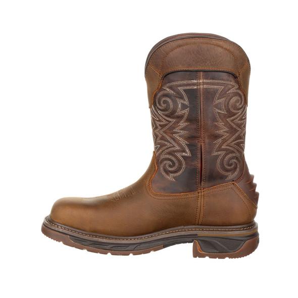 Rocky Iron Skull Composite Toe Waterproof Western Boot RKW0249
