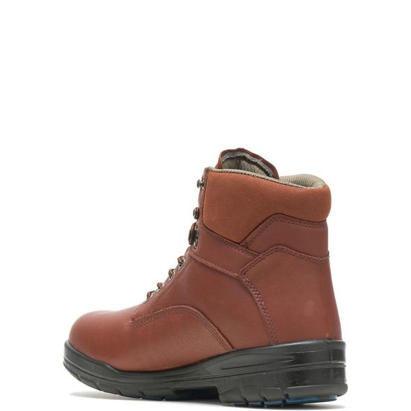 """Wolverine 6"""" Durashocks Brown Boots W03122"""