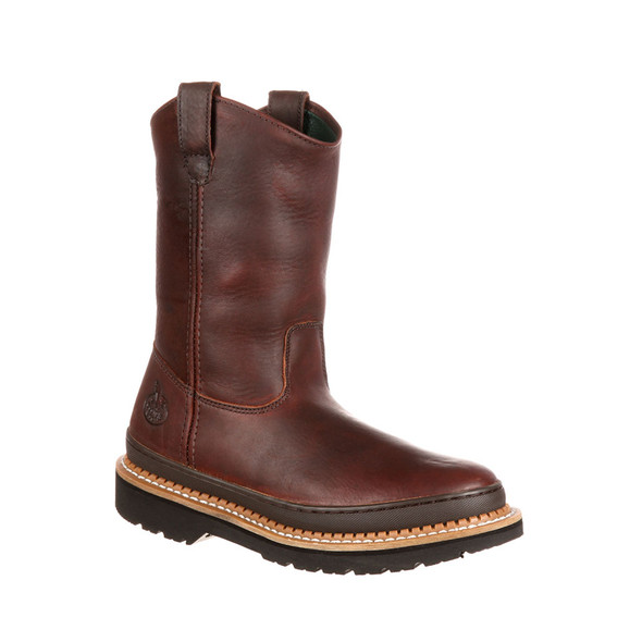 "Georgia 11"" Giant Wellington Boots G4274"
