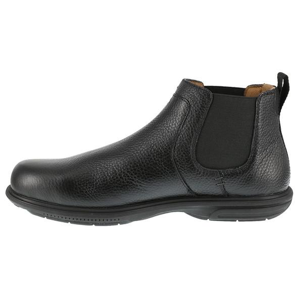Florsheim Loedin Twin Gore Steel Toe SD Black Romeo Boots FS2030