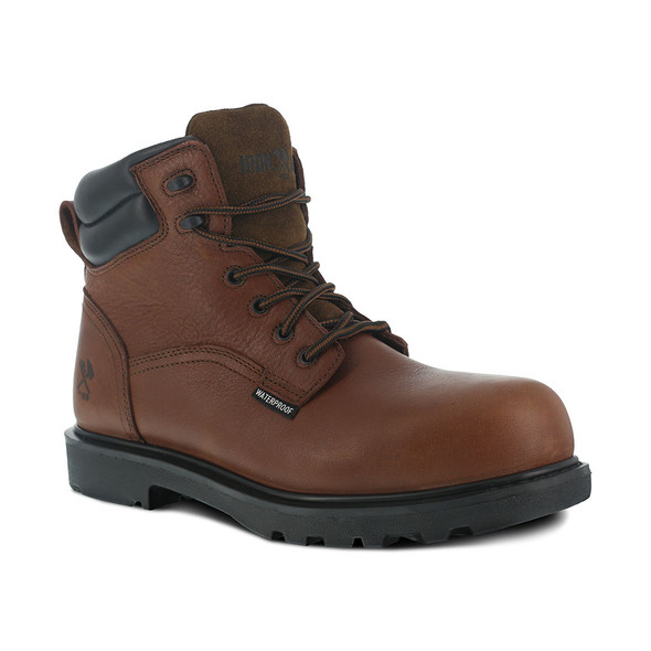 "Iron Age 6"" Hauler Composite Toe Waterproof Boots IA0160"