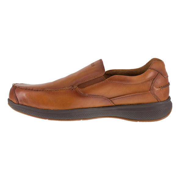 Florsheim Bayside Steel Toe SD Slip On Oxford FS2325